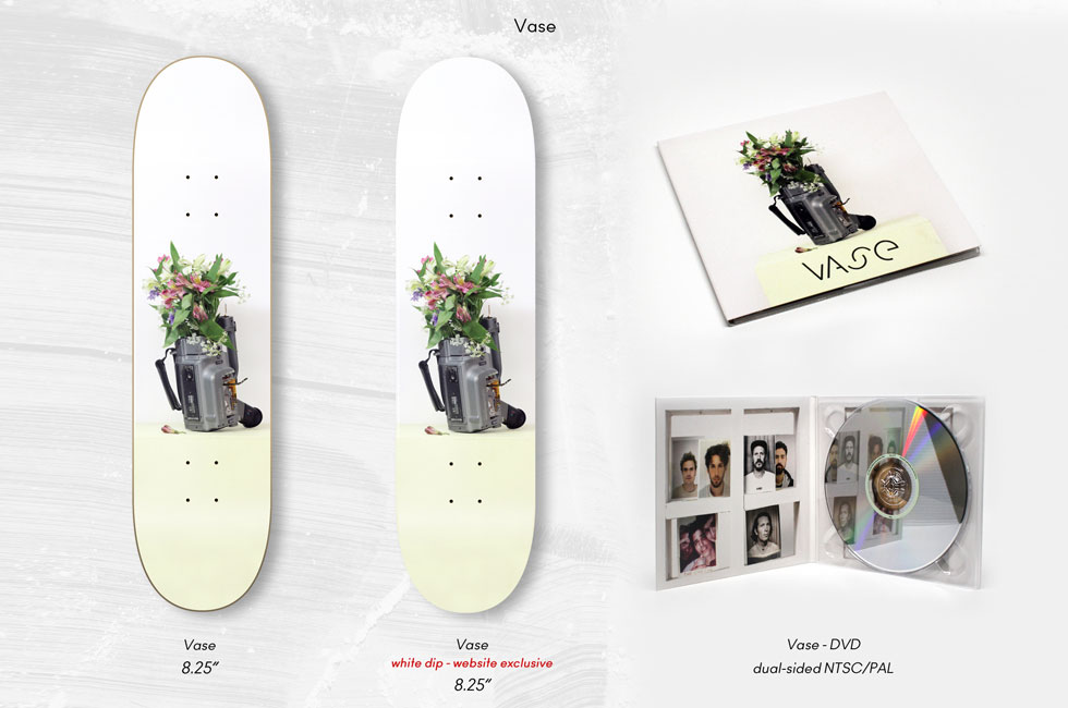 Vase collection - Isle Skateboards