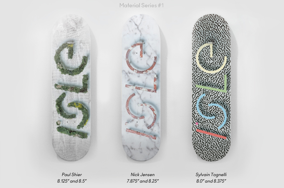 Isle Skateboards - Material Series