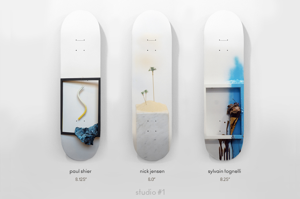 Isle Skateboards Studio Series 1